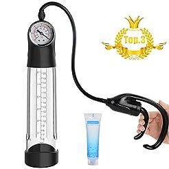 Penis Vacuum Pump for Men Erection Pumps...