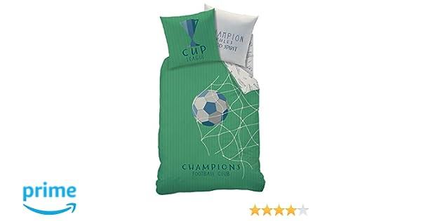 Fútbol Niños Juego de cama · Copa Cup & Champions Club · Red para ...