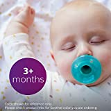 Philips Avent Soothie Pacifier, Pink, 3+ Months, 4