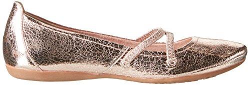 Tamaris Women's 22110 Ballet Flats Pink (Lt.rose Crack 516) pOvnL
