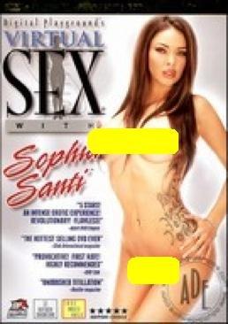 Virtual Sex with Sophia Santi DVD (Dvd Sex Virtual)