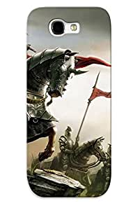 Knight Case Compatible With Galaxy Note 2/ Hot Protection Case(best Gift Choice For Lovers)