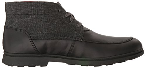 Canvas Carnaby Men Sneaker Caterpillar Fashion Black qZzRn4w