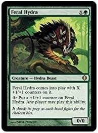 VORACIOUS HYDRA Core Set 2020 MTG Green Creature — Hydra Rare