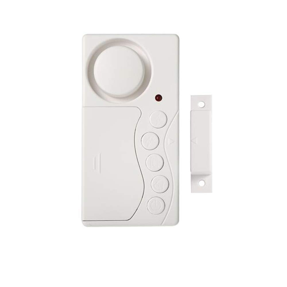 Wireless Magnetic Sensor House Window Door Motion Detector Alarm System Security Home Guarding by Generic (Image #1)