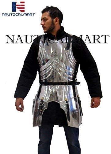Disfraz de Halloween, diseño naútico de caballero medieval: Amazon ...
