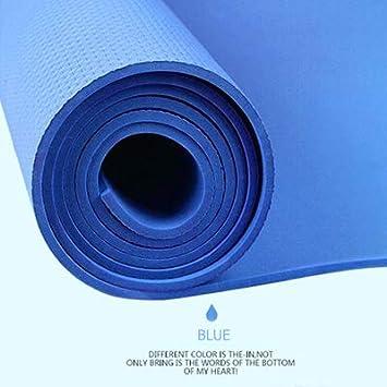 Ollt Eco Friendly Yoga Mat 4mm Antideslizante Fitness Sports ...
