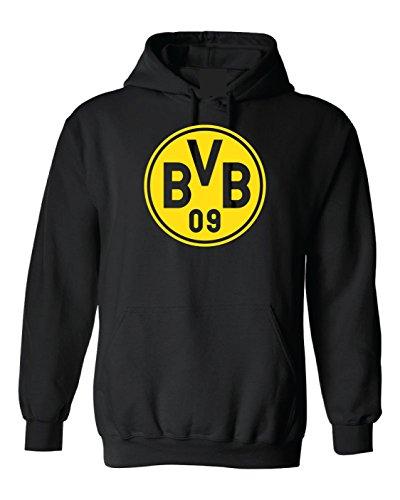 Local Imprint Borussia Dortmund Hoodie-5XL-Black-T36