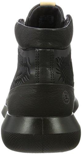 black Scinapse A Alto Collo Ecco black Nero Sneaker Uomo OqxTZZ0a