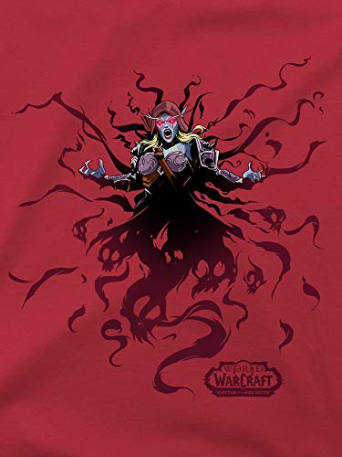 JINX-World-of-Warcraft-Mens-Wraith-Gaming-T-Shirt