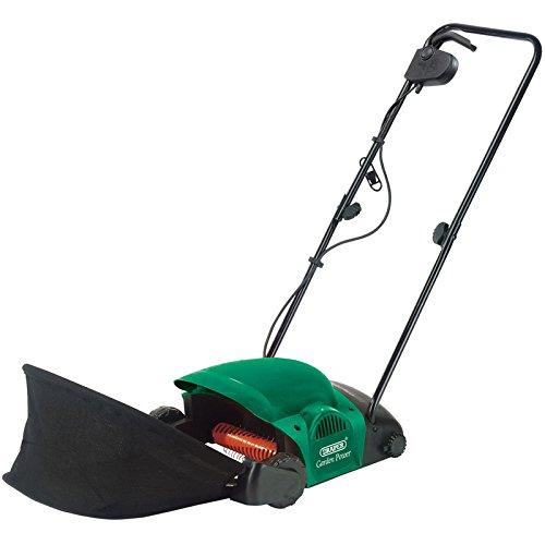 Draper 82765 230 V 400 W 300 mm Lawn Rake DRA82765
