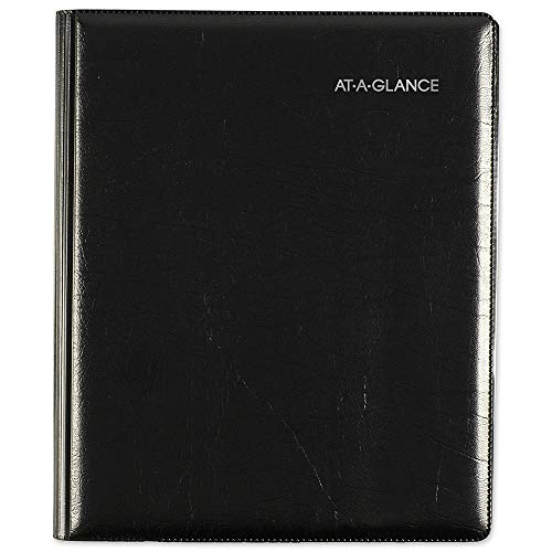 AT-A-GLANCE 2019 Weekly & Monthly Appointment Book Refill, DayMinder, 7