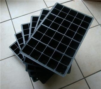 6 x 40-Cell Seed Tray Cavity Inserts