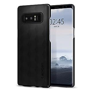 Spigen Thin Fit Designed for Samsung Galaxy Note 8 Case (2017) - Matte Black