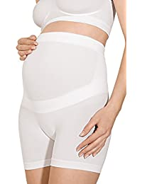 5120 Cotton Over The Belly Maternity mid-Thigh Underwear