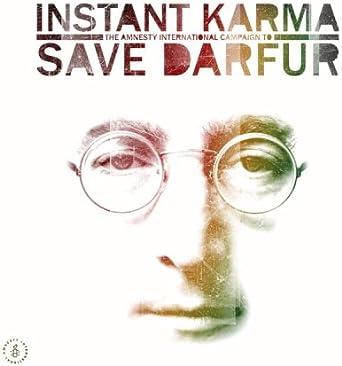 Instant Karma Save Darfur John Lennon Tribute 2cd Amazon Ca Music