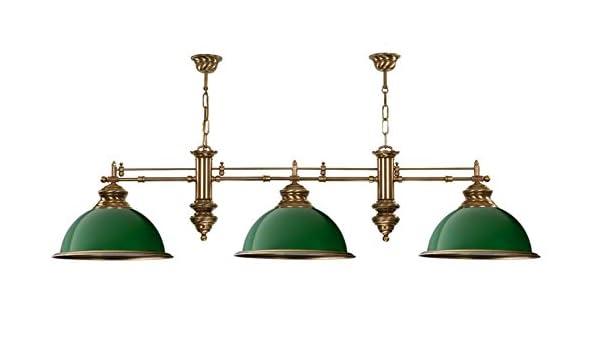 Lámpara de techo-Londres de LUXE/de billar: Amazon.es: Iluminación