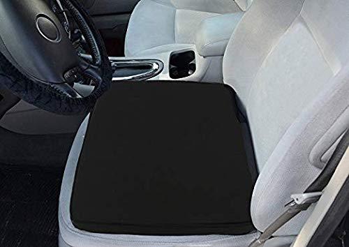 Big Hippo Seat Cushion Back, Sciatica Tailbone Pain Relief-Memory Foam Chair Seat Cushion Pad Wheelchair, Office & Car by Big Hippo (Image #2)