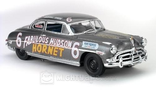 #1206 Moebius Model King Marshall Teague #1 Fabulous Hudson Hornet 1/25 Scale Plastic Model Kit,Needs Assembly