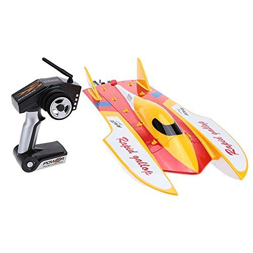 Original WLtoys WL913 2.4G Remote Control Brushless Motor Water-Cooling System High Speed 50km/h RC Racing (Hydro Boat Racing)