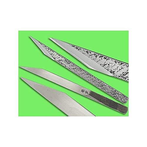 1/2'' Left Handed Blue Steel Woodworking Knife (Kogatana) by ''JarfRaj'' (Image #1)