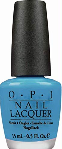 O.P.I Nail Lacquer, No Room for the Blues, 15ml Nail Polish at amazon