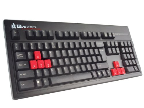 Aluratek Levetron Keyboard