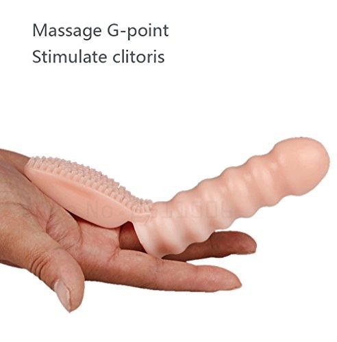 New Finger Penis Sleeve Vibrator For Woman Squirt G-Spot Penis Vagina Clit Stimulate Masturbation Dildo Adult Sex Toys