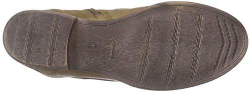BULLBOXER 657E6L553 - zapato oxford de cuero mujer marrón - Braun (NUTT)
