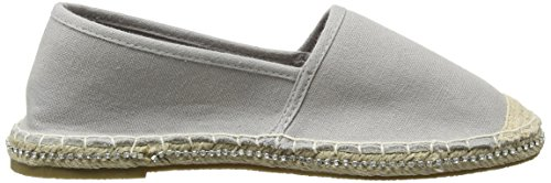 New Look Women's Miamonte Espadrilles Grey (Mid Grey 4) SAXOsw