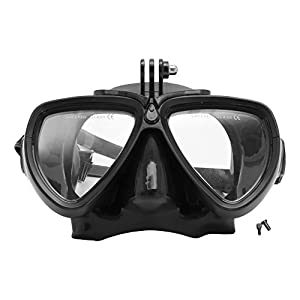 Stebcece Swimming Diving Mask Goggles Diving Mask With Bracket Mount For Xiaomi Yi