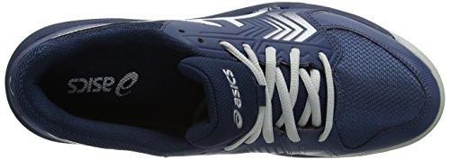 5 Bluesilverwhite Zapatillas dedicate Para Multicolor Asics Hombre De dark Gel Tenis UBPqxwEx