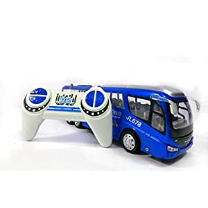 AZ Trading & Import Ultimate Passenger Tourist Electric Rc Bus