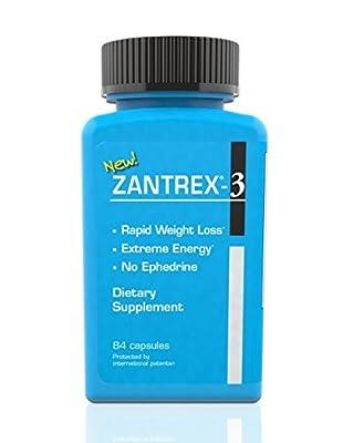 Zantrex Dietary Supplement, 84 Count by Zantrex