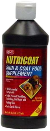 8 In 1 Pet Products DEON760 Pervinal Nutricoat, 16-Ounce, My Pet Supplies