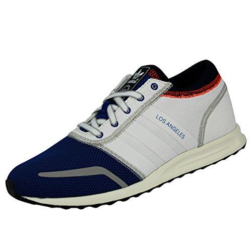 Mode Adidas Los Angeles Schuhe Männer (Schwarz weiß