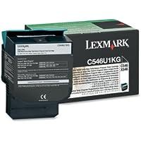 Lexmark C546U1KG C546 Extra High Yield Return