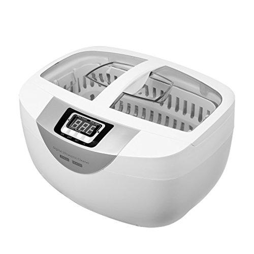 LESHP 70W 2500mL Digital Ultrasonic Cleaner