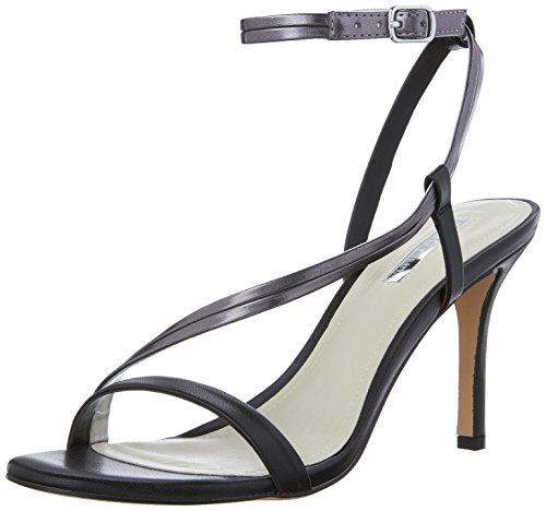 BCBGeneration Women's Sandal Strappy Devan Black rrfTadx