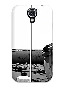 Pretty AoOUvEq12571qCGnj Galaxy S4 Case Cover/ Black Bullet Series High Quality Case