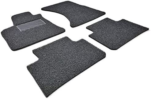 Autotech Zone Heavy Duty Custom Fit Car Floor Mat Compatible with 2014-2018 Mazda 6 Sedan, All Weather Protector 4 Pieces Set (Black)