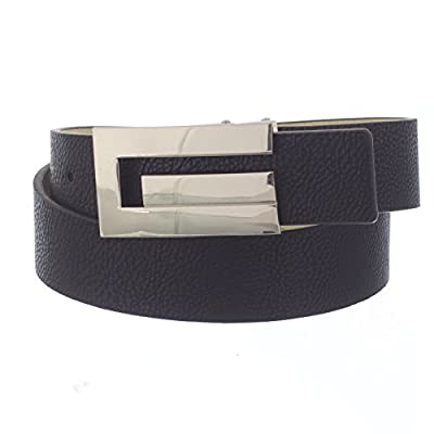 Xcessoire Boys School Uniform Belt with G styled Buckle