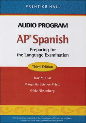 prentice hall ap spanish 3rd edition answers