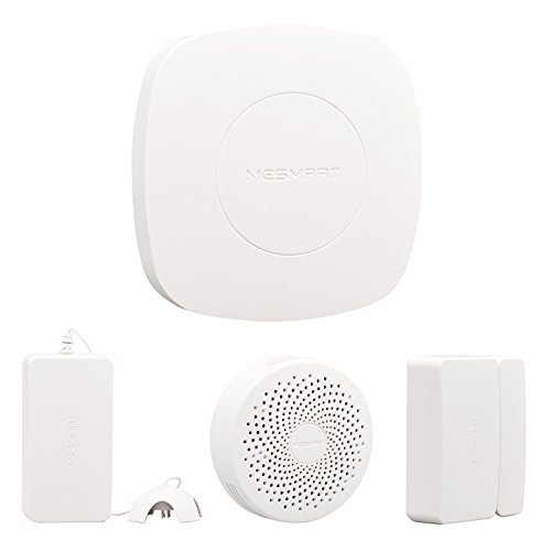 BOXMART Wireless Home Automation Kit Zigbee Security Detection (Smart Home Hub+Gas Leak+Water Leak+Door Contact Sensor) by BOXMART