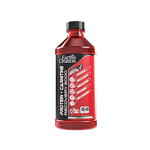 Liquid L-Carnitine 3000 with 5 grams Protein Per Tablespoon ()