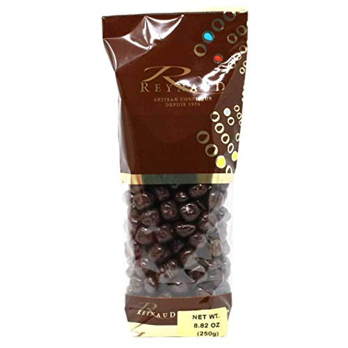 Reynaud, Dark Chocolate Covered Candied Orange, 250g (8.82oz) Bag For Sale