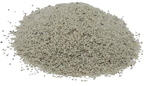 Taygum Eco-Friendly Colored Sand,, 2.2lb Bag for Landscaping, Events, Sand Art, Crafting, Aquariums, Home-Decor, Garden Decorations (Grey) by Taygum