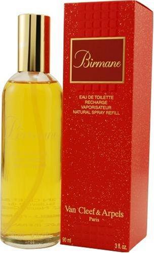 Birmane By Van Cleef & Arpels For Women, Eau De Toilette Spray, Refill 3-Ounce Bottle