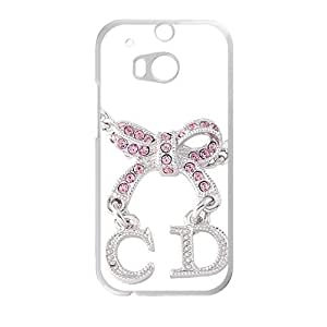 NICKER dior bow jewelry Hot sale Phone Case for HTC One M8