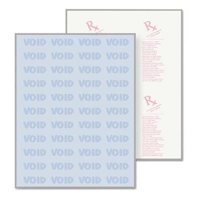 Brand New Docugard Docugard Security Paper 8-1/2 X 11 Blue 500/Ream